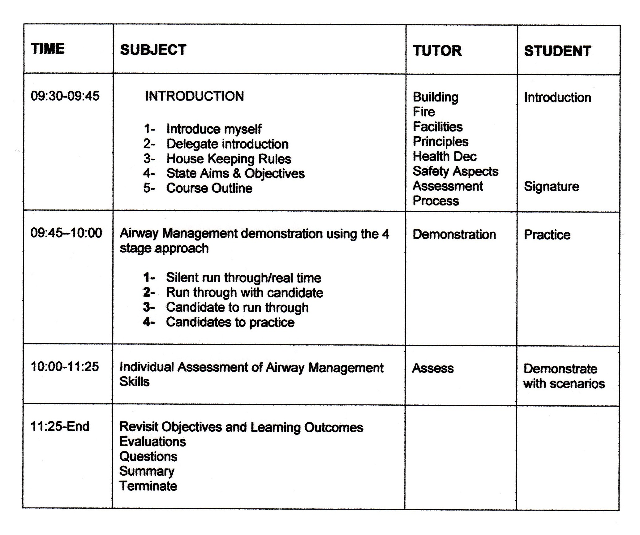 coursework program lesson If a college-bound student-athlete is home schooled using an umbrella program, the coursework will only.